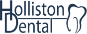 holliston dental logo