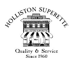 Holliston Superette logo